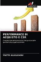 Performance Di Acquisto E Csr