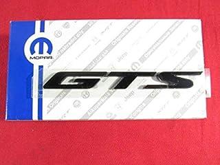 2 Fit for 2015 DОDGЕ Vіреr GTS Black Out Emblem Badge NAMEPLATE New МРR