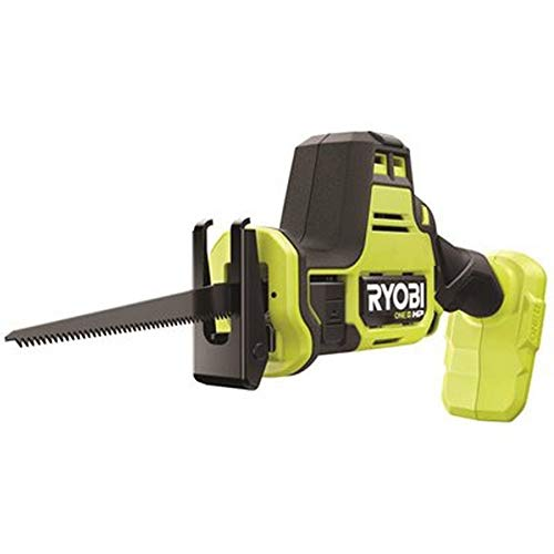 RYOBI ONE+ HP 18V Brushless Cordless Compact One-Handed Reciprocating Saw (Tool Only)