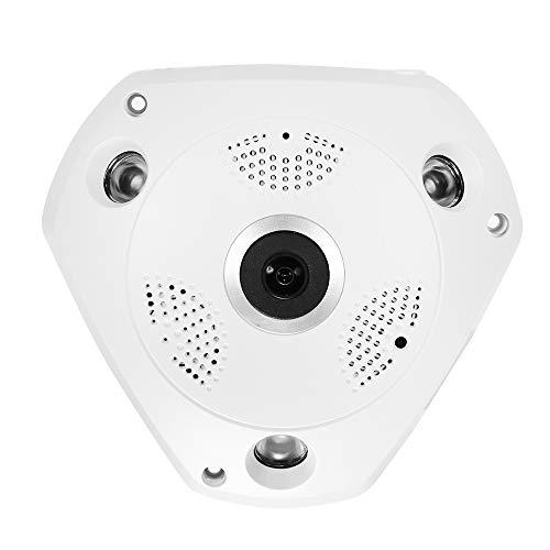 OWSOO Cámara de Vigilancia Panorámica 3MP 4G IR-Cut Visión...