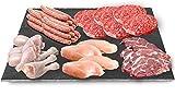 DataPrice Lote de Carne fresca de IBERCARNS. Packs de Carne Tradicional, Familiar, Barbacoa y Gourmet (Menú Diario Familiar, 5 Kg)
