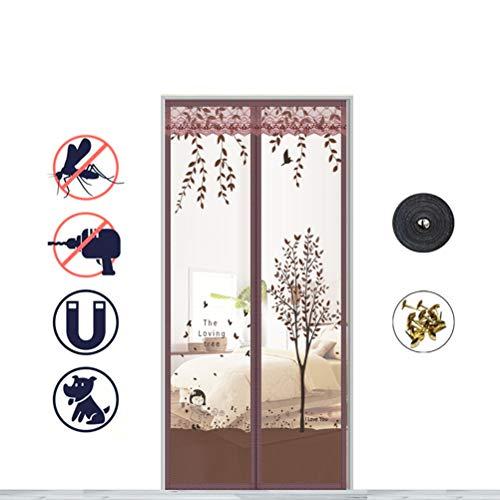 AIYYJ vliegengaas, vliegengaas, magnetisch net, muggennet, vliegengaas, vliegengaas, horren, vliegengaas, horren, insectenbescherming