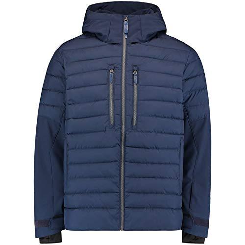 O'NEILL PM Igneous Jacket Chaqueta Hombre con Capucha, Ink Blue, S