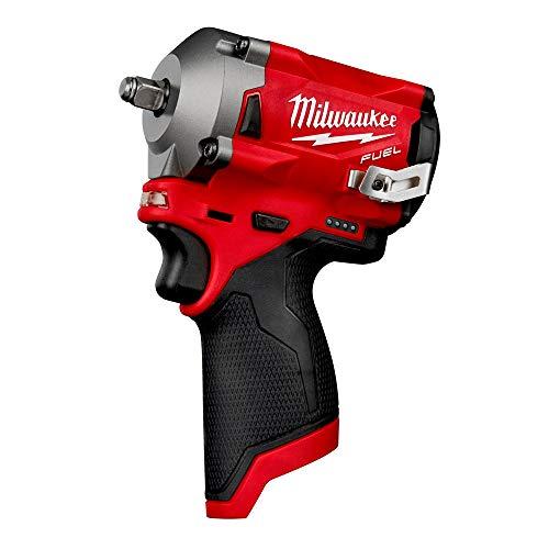 Milwaukee M12 Fuel Stubby 3/8
