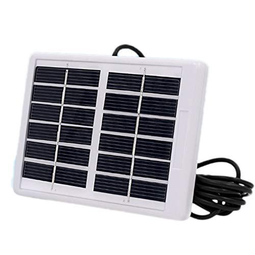 TOOGOO 6V 1.2W Solarmodul polykristalline Solarzelle Dauerhaft wasserdichte Ladegeraet Notlicht Camping