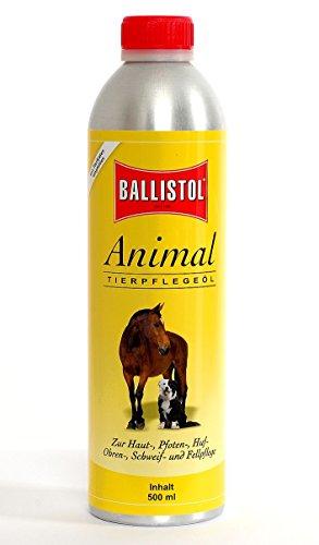 Jehn Unisex Ballistol-animal Kanister Tierpflegeöl, transparent, 500ml