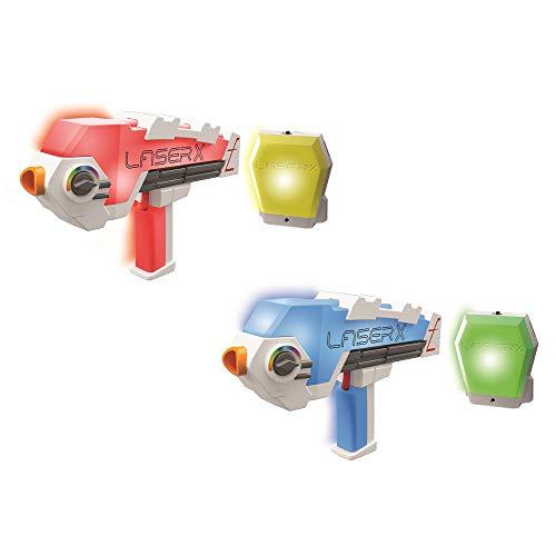 Bizak Laser X Revolution Double Blaster, color (62948046)
