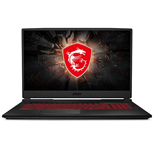 MSI GL75 9SE-029IT  Notebook Gaming, 17.3' FHD, Intel Core i7 9750H, 16GB RAM, 256GB NVMe PCIe SSD + 1TB (SATA), Nvidia RTX 2060 GDDR6 6GB [Layout italiano]