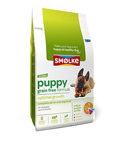 12 KG Smolke puppy graanvrij hondenvoer