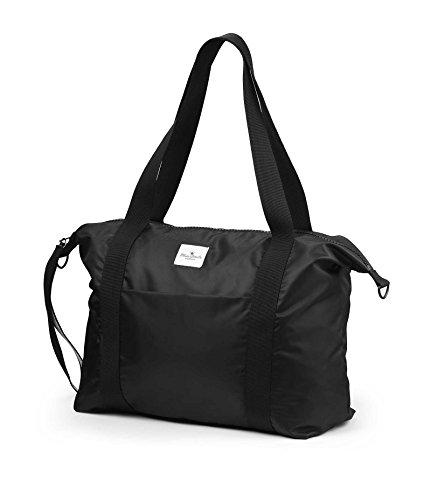 Elodie Details borsa fasciatoio, nero brillante