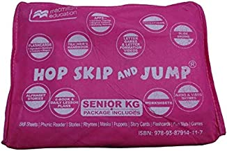 Macmillan Education Hop Skip and Jump for Senior KG