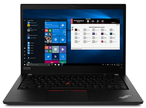 Lenovo 2020-2021 ThinkPad P14s Gen 1 Touch- High-End Workstation Laptop:...
