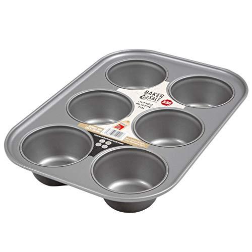 Baker & Salt Jumbo-Muffinform für 6 Muffins, WSP0.38