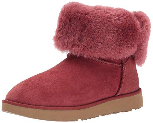 UGG® Classic Short Cuff Damen Stiefel Rot