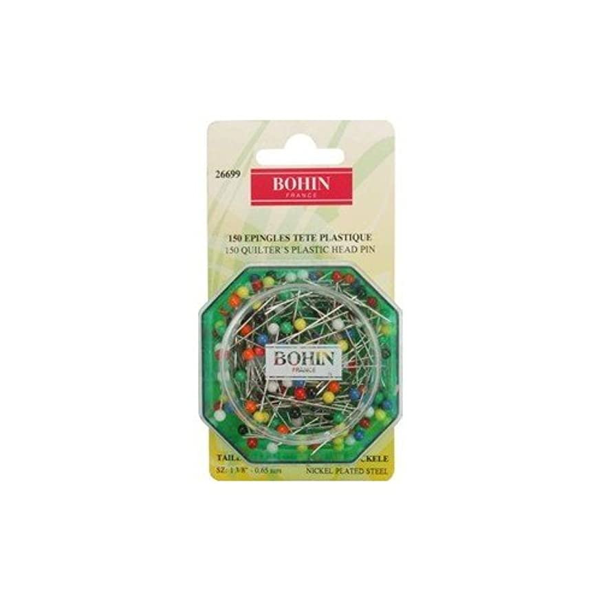 Bohin Quilting Pin Size 1/2in 75ct, 24-1 2