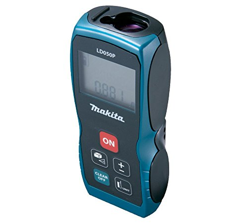 Telemetro Makita LD050P misuratore di portata 50 m precisione +/-2 mm