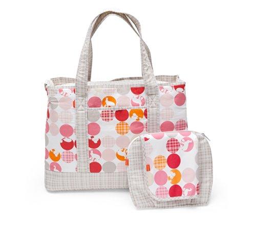 Stokke–Tasche WC® Silhouetten, Pink