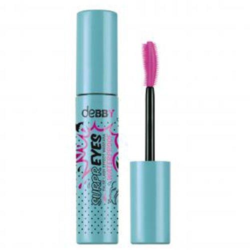 DEBBY Mascara Surpreyes Schwarz Wp Make-Up And Kosmetik
