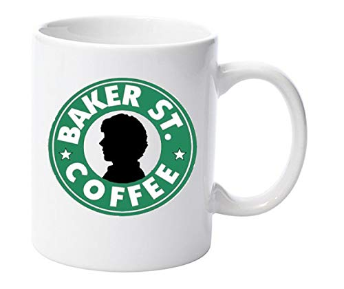 Baker Street Sherlock Parody - Tazas, diseño de calidad