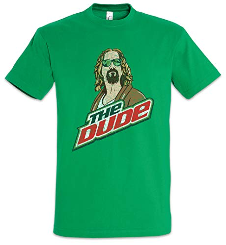 Urban Backwoods The Dude Camiseta De...