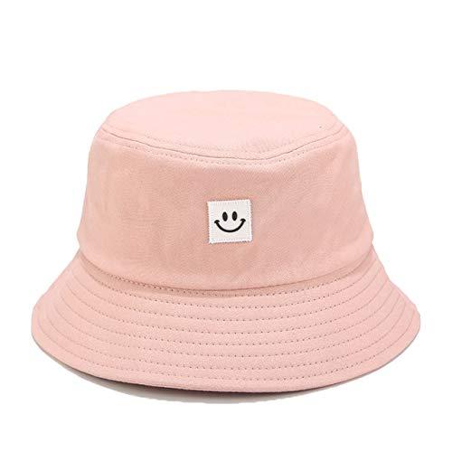 Sombreros de Cubo de Verano, Sombrero de Mujer y Hombre, Sombrero de Pesca de Doble Cara, Gorra de Pescador para niños/niñas, Gorro para Mujer-14