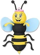 Tenna Tops - for Thick Style Antenna: Queen Bumble Bee Car Antenna Topper - Antenna Ball - Rear View Mirror Dangler - Auto Accessory