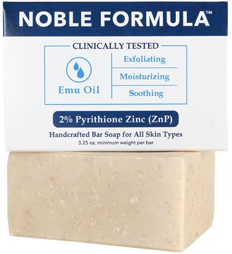 Image of Noble Formula 2% Pyrithione...: Bestviewsreviews