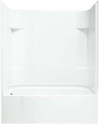 STERLING 71140116-0 Accord Bath and Shower Kit,...