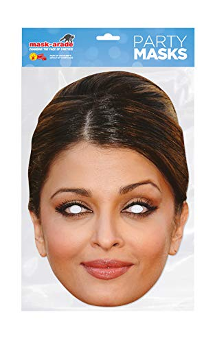 Aishwarya Rai Bachchan Celebrity Face Mask (Masque/Déguisement)