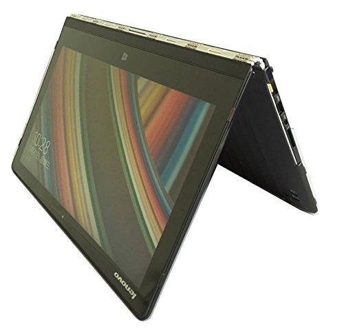 iPearl mCover Hard Shell Case for 13.9' Lenovo Yoga 910 (NOT Fitting Yoga 4 Pro aka Yoga 900) multimode Laptop Computer (Black)