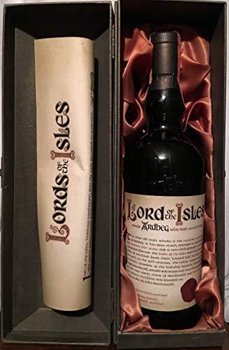 Ardbeg Lord of The Isles 25yo en una caja 70cl