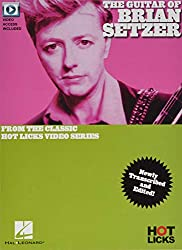 The Guitar of Brian Setzer: Includes passcode