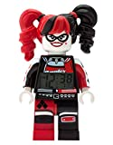 Despertador infantil con figurilla de Harley Quinn de LEGO BATMAN: 9009310
