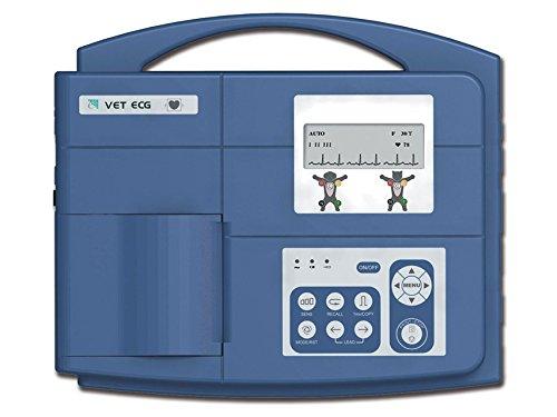 Edan Veterinary ECG, 3 canales 🔥
