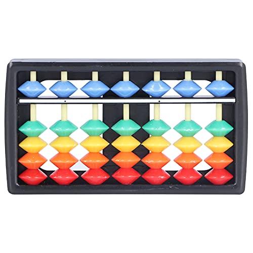 Adult Abacus, ábaco Colorido Tradicional Para Cálculos Rápidos Para Cursos De Matemáticas