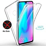 Huawei P Smart 2019 Case, Ultra Thin 360 [Front and Back