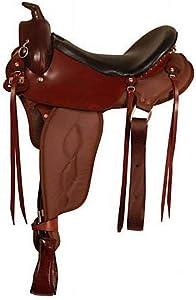 Big Horn BJH Gaited Flex Spirit Trail Saddle