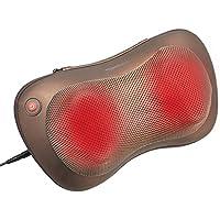 Amazon Basics Neck and Back Massager with Infrared Heat