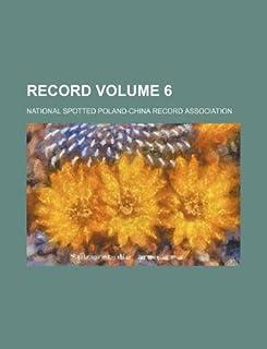 Record Volume 6
