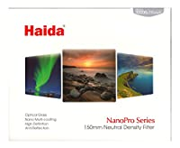 Haida NanoPro 150mm MCニュートラル密度nd32000ND 4.5光学ガラスフィルタ15015停止