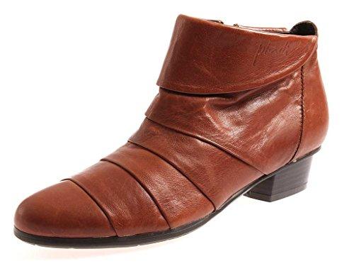 Piu di Servas Lederstiefelette Damenschuhe Schuhe Damenstiefelezzen EU 37