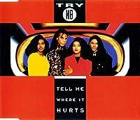 Tell me where it hurts [Single-CD]
