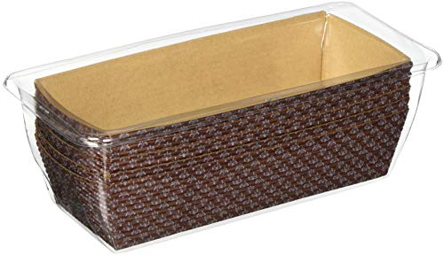 パール金属 ベイクリッチ 紙製 パウンド ケーキ 焼型 19cm 5枚入 D-1907