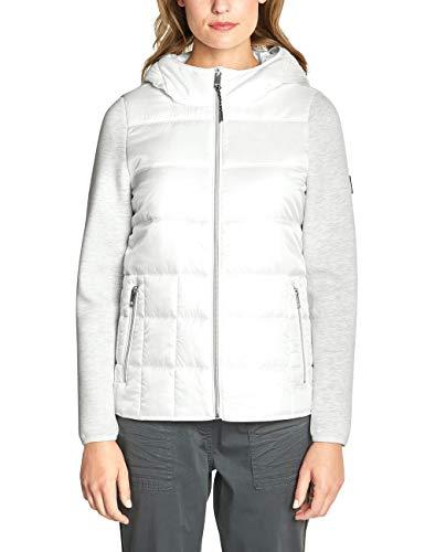 Cecil Damen 211011 Jacke, Pure Off White, X-Large (Herstellergröße:XL)