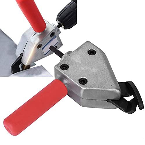 WANZSC accesorios de taladro de herramienta de cabezal cortador de chapa para...