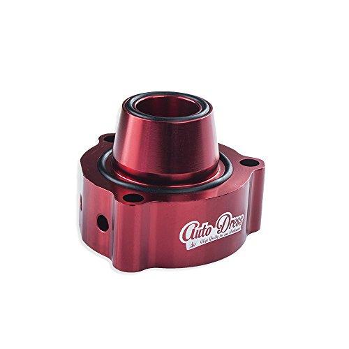 Blow/Pop Off Ventil für 1.4, 1.8 & 2.0 TFSI & TSI Motoren ab 2007- Farbe: Rot