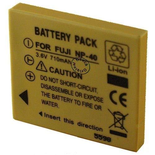 Batería para cámara de fotos Pentax Optio E-85