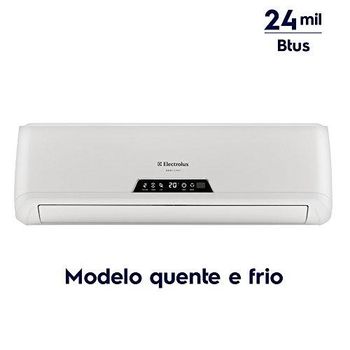 Ar Condicionado Split HW Electrolux EcoTurbo 24.000 BTUs 220V Quente e Frio 2524IRBA206