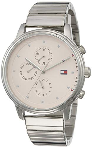 Tommy Hilfiger Analog Pink Dial Women's Watch - TH1781904