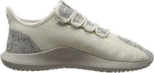 Adidas Tubular Shadow, Zapatillas para Hombre, Marrón (Clear Brown/Light Brown/Core Black 0), 45 1/3 EU